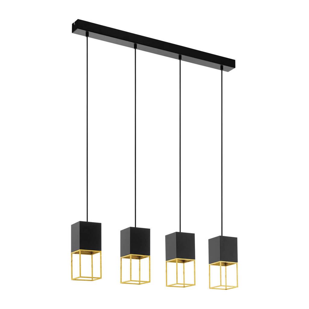 EGLO hanglamp, Zwart/goud