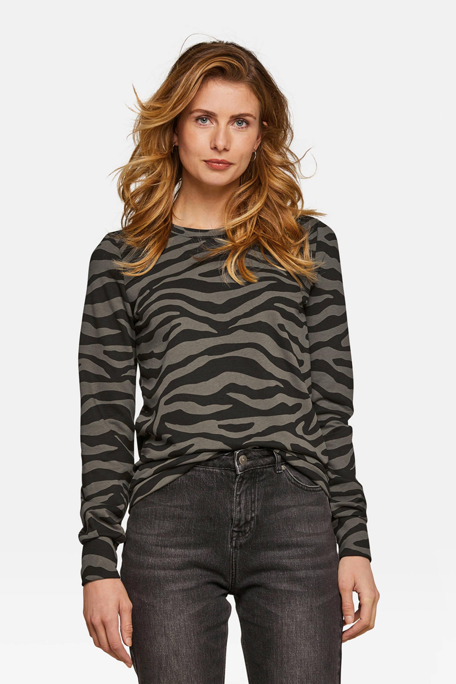 tijgerprint sweater sweater Fashion WE met WE tijgerprint met WE Fashion Fashion 5wAgwq