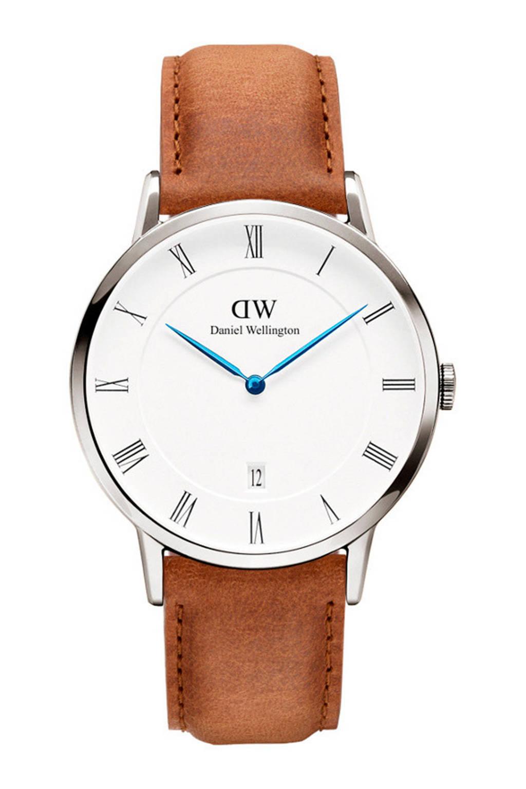 Daniel Wellington horloge DW00100116, Bruin
