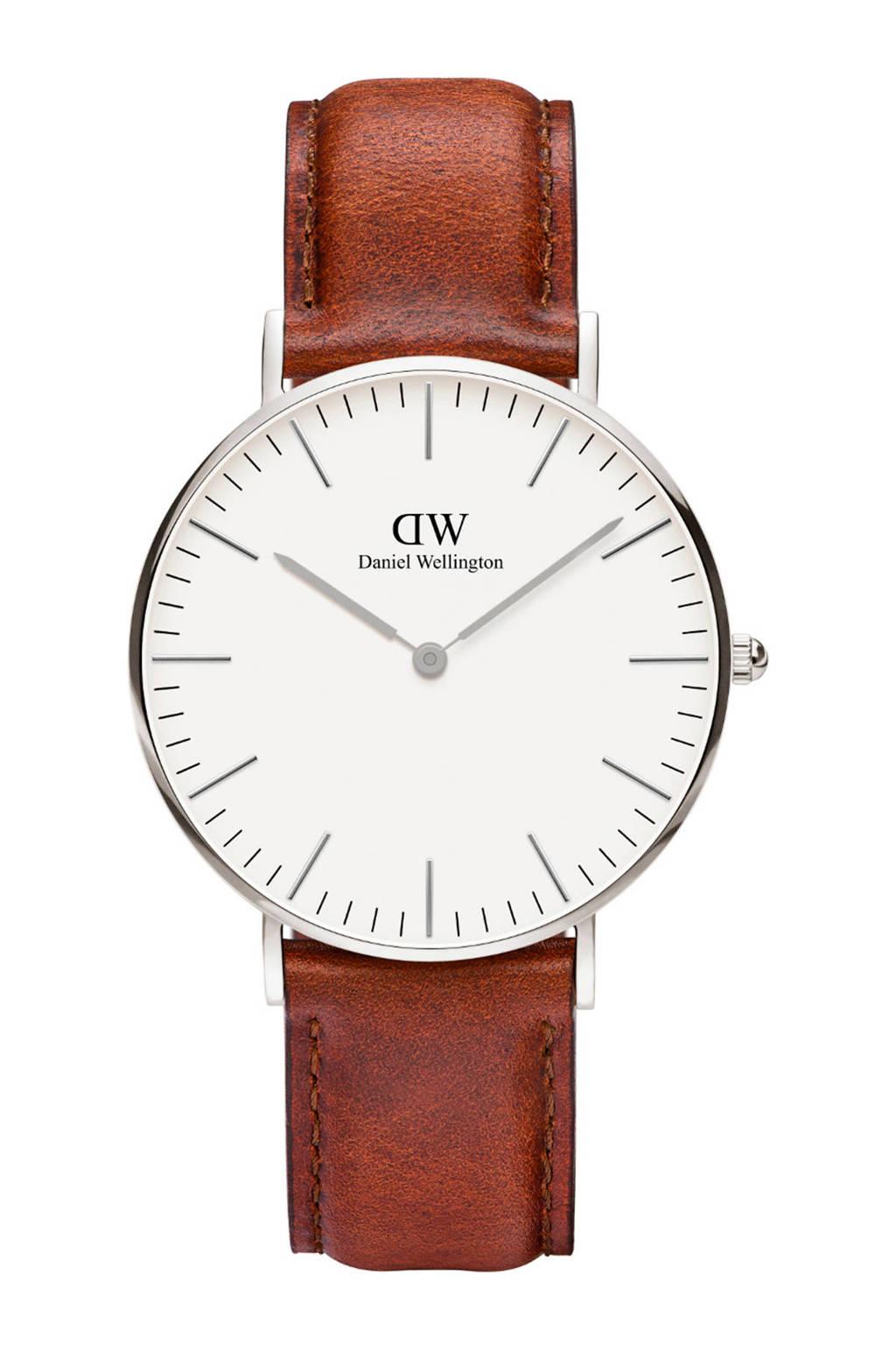 Daniel Wellington horloge DW00100052 lichtbruin, Lichtbruin