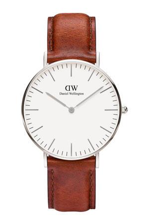 horloge DW00100052 lichtbruin