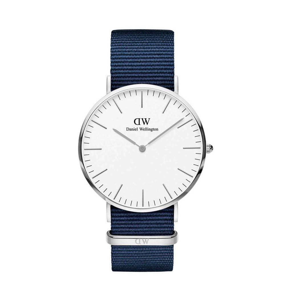 Daniel Wellington horloge DW00100276, Blauw
