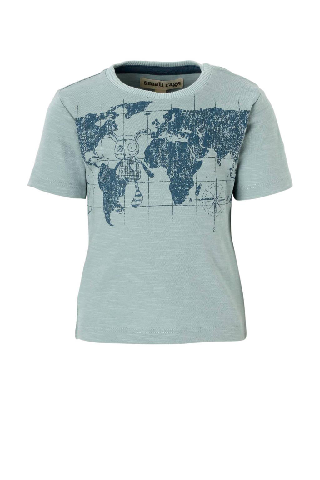 Small Rags T-shirt, Grijs