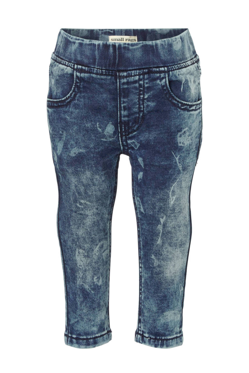 Small Rags jegging, Blauw