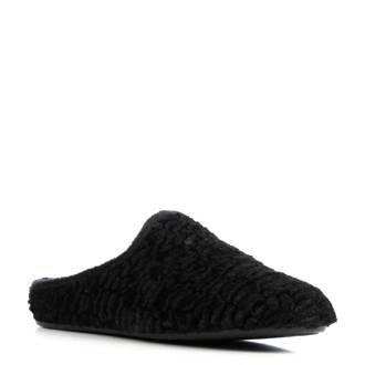 pantoffels zwart