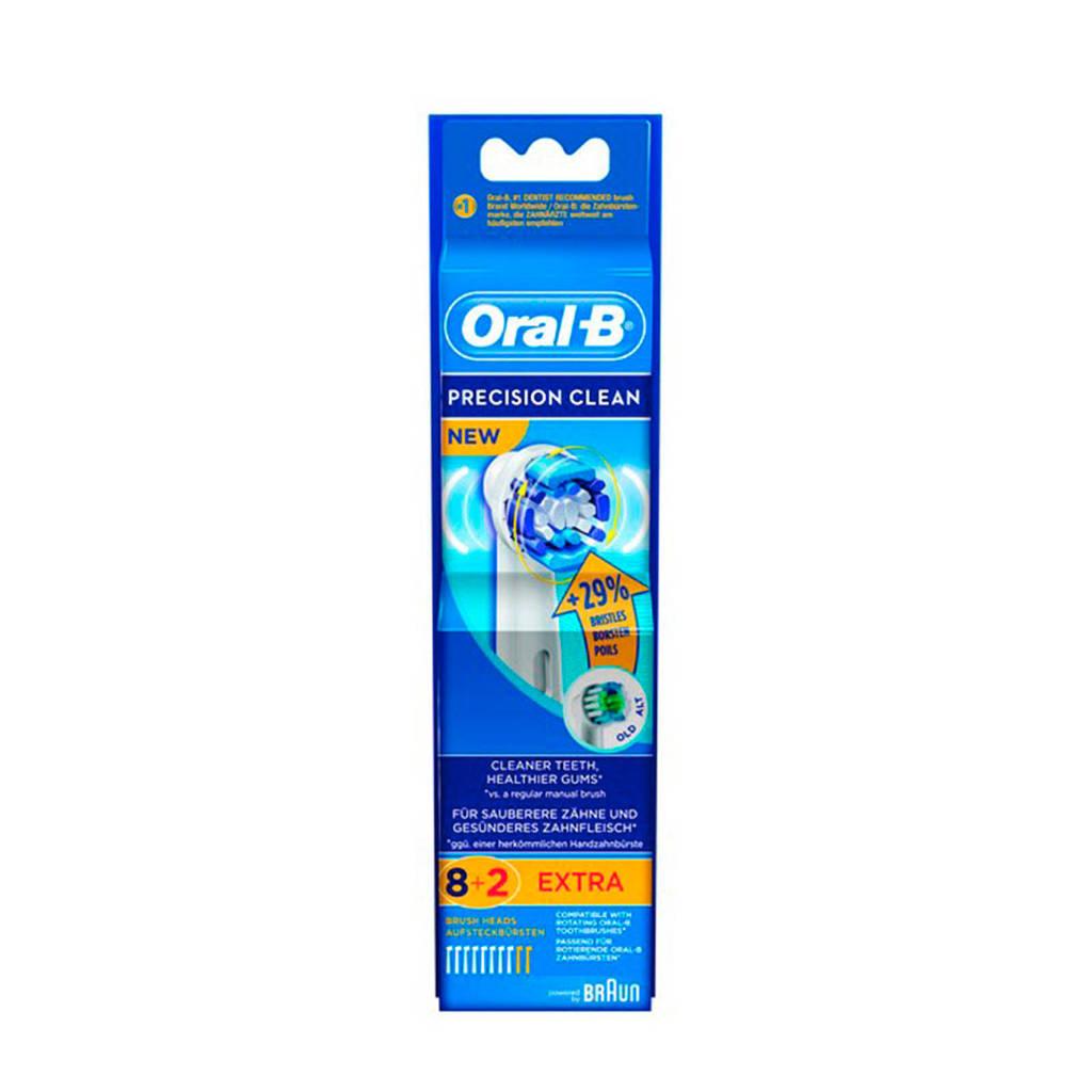 Oral-B  Precision Clean opzetborstels - 10 stuks