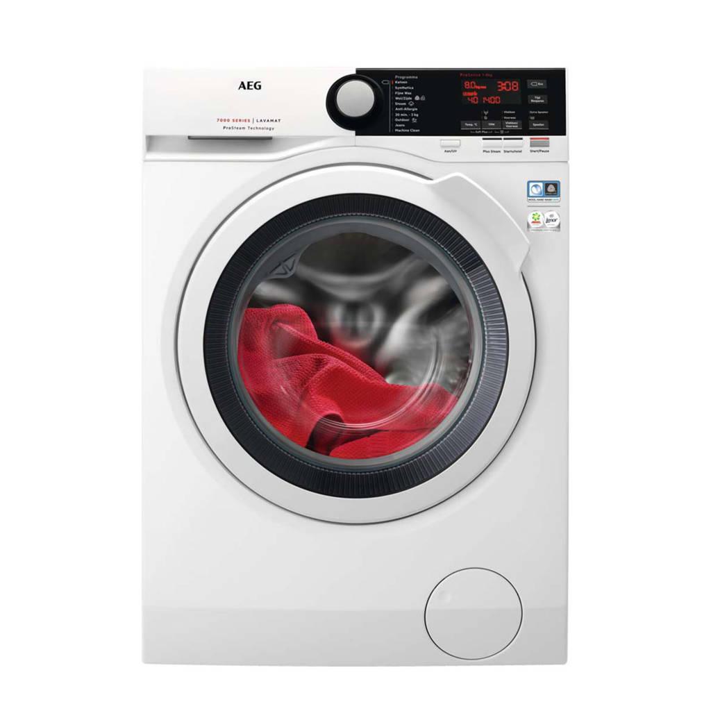 AEG L7FB60Y wasmachine