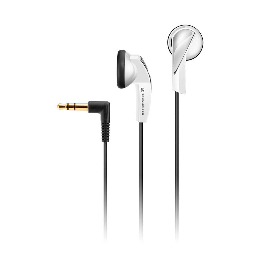 Sennheiser MX 365 in ear koptelefoon wit, Wit