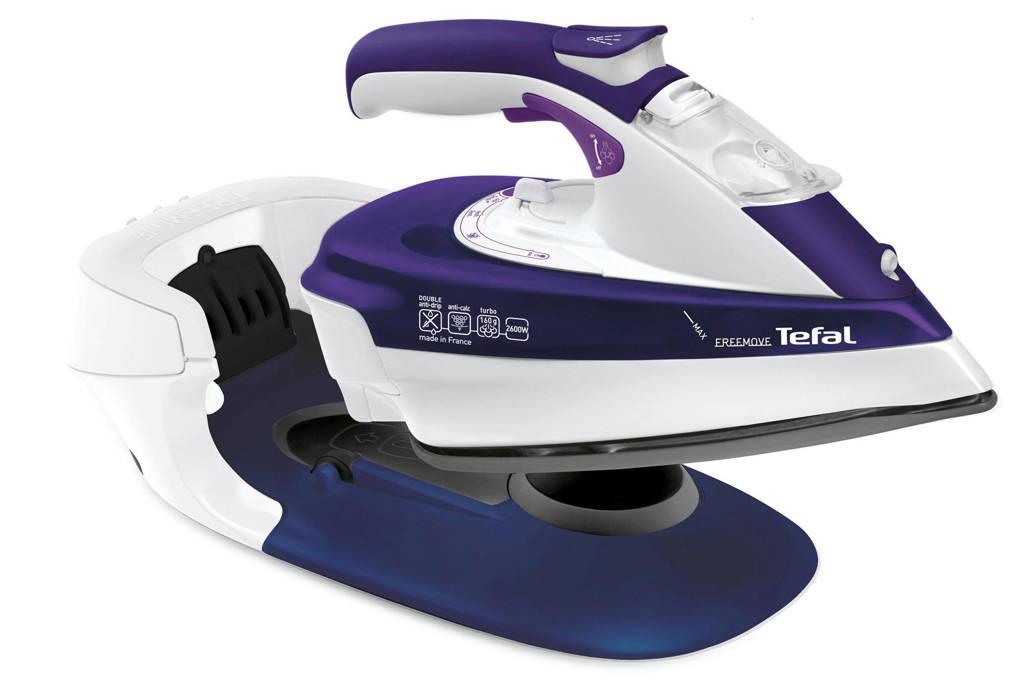 Tefal FV9962 snoerloze stoomstrijkijzer, -
