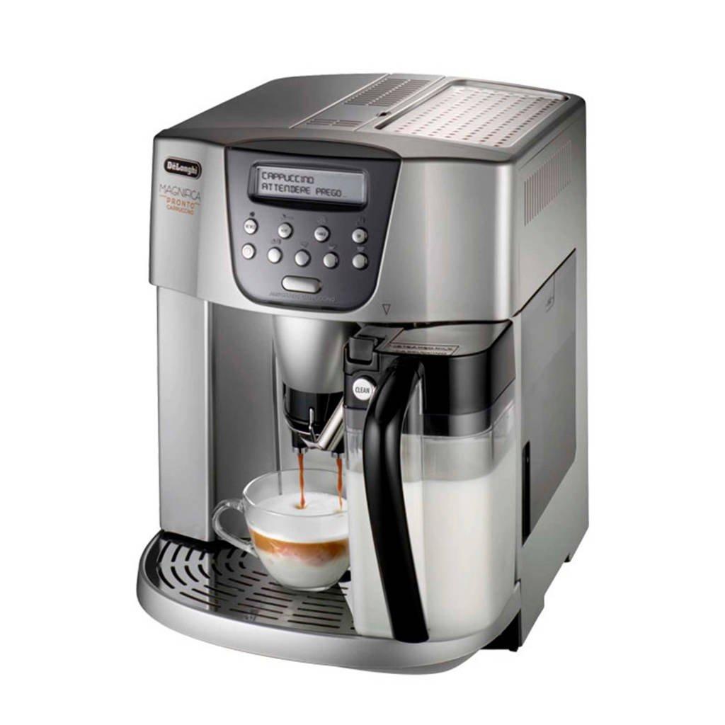 DeLonghi ESAM 4500 koffiemachine, Zilver