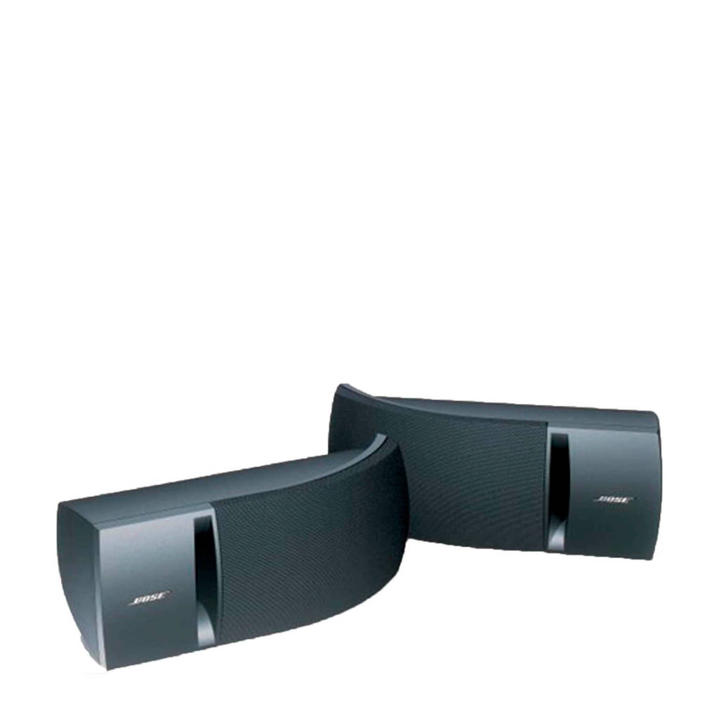 Bose 161 speakers zwart, Zwart