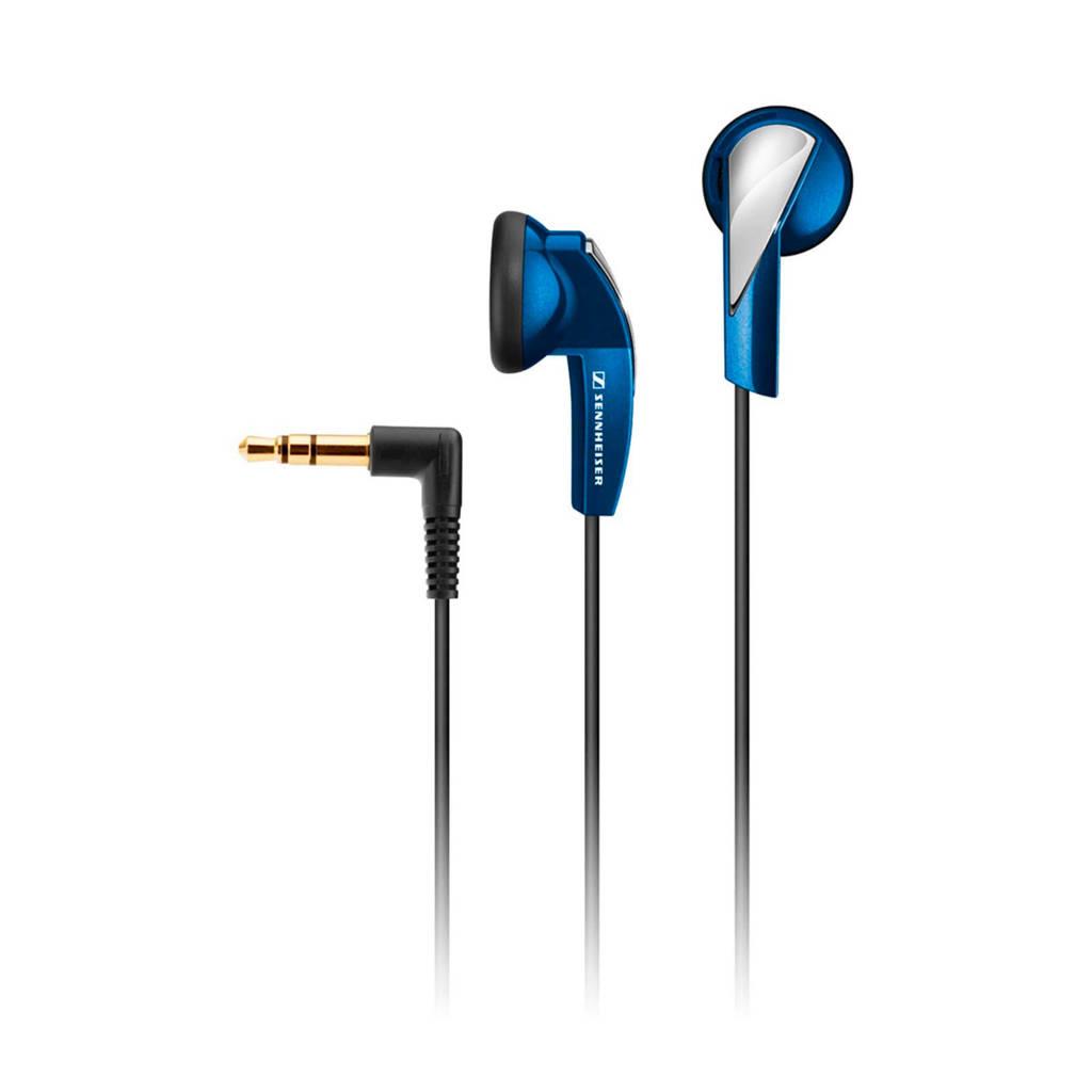 Sennheiser MX 365 in ear koptelefoon blauw, Blauw