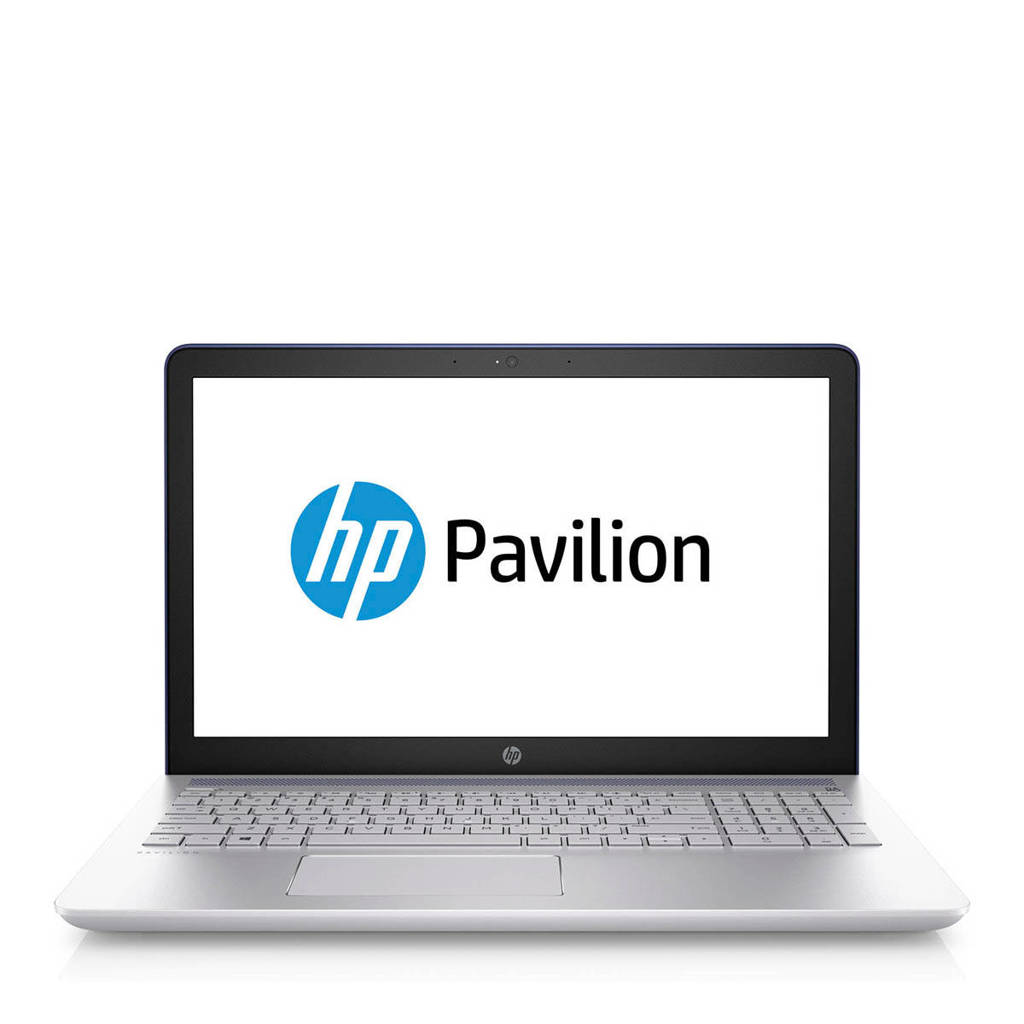 HP Pavilion 15-cd011nd laptop, Blauw