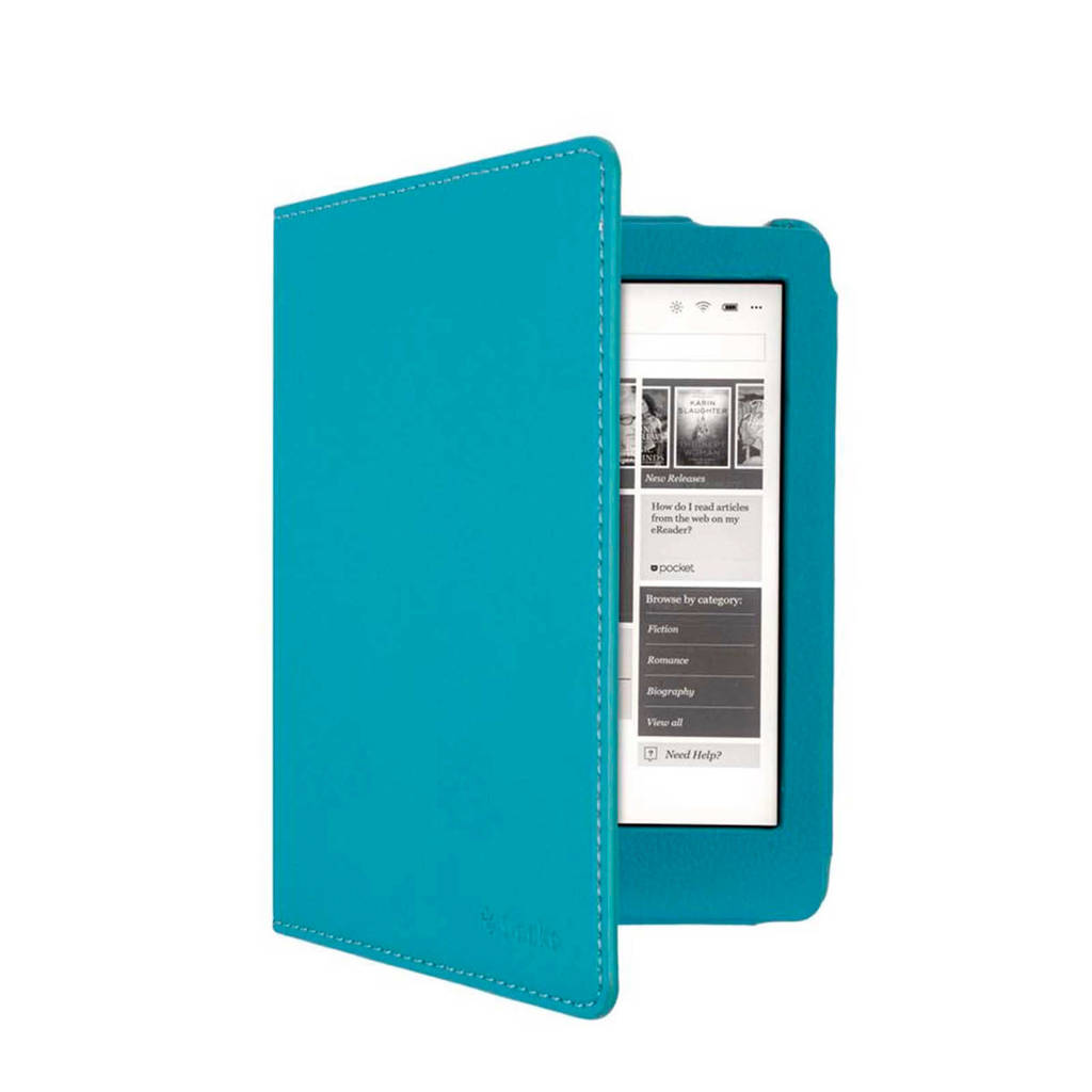 Gecko Covers Kobo Aura luxe e-reader hoes, Blauw