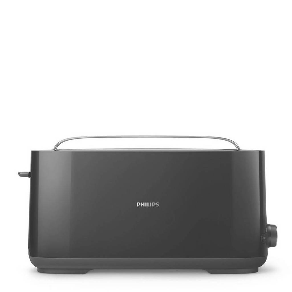Philips HD2590/90 Daily Collection broodrooster, Zwart