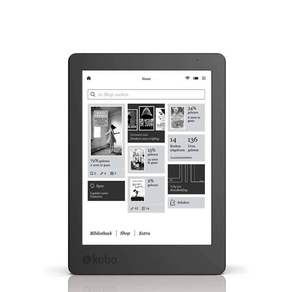 Kobo Aura e-reader, Zwart