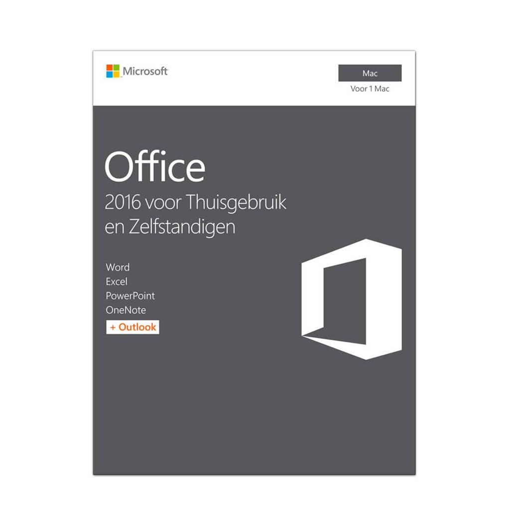 Microsoft Office Mac 2016 Thuisgebruik en Zelfstandigen, -