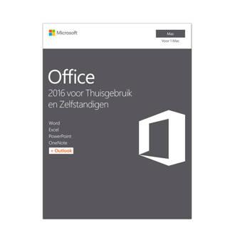 Office Mac 2016 Thuisgebruik en Zelfstandigen
