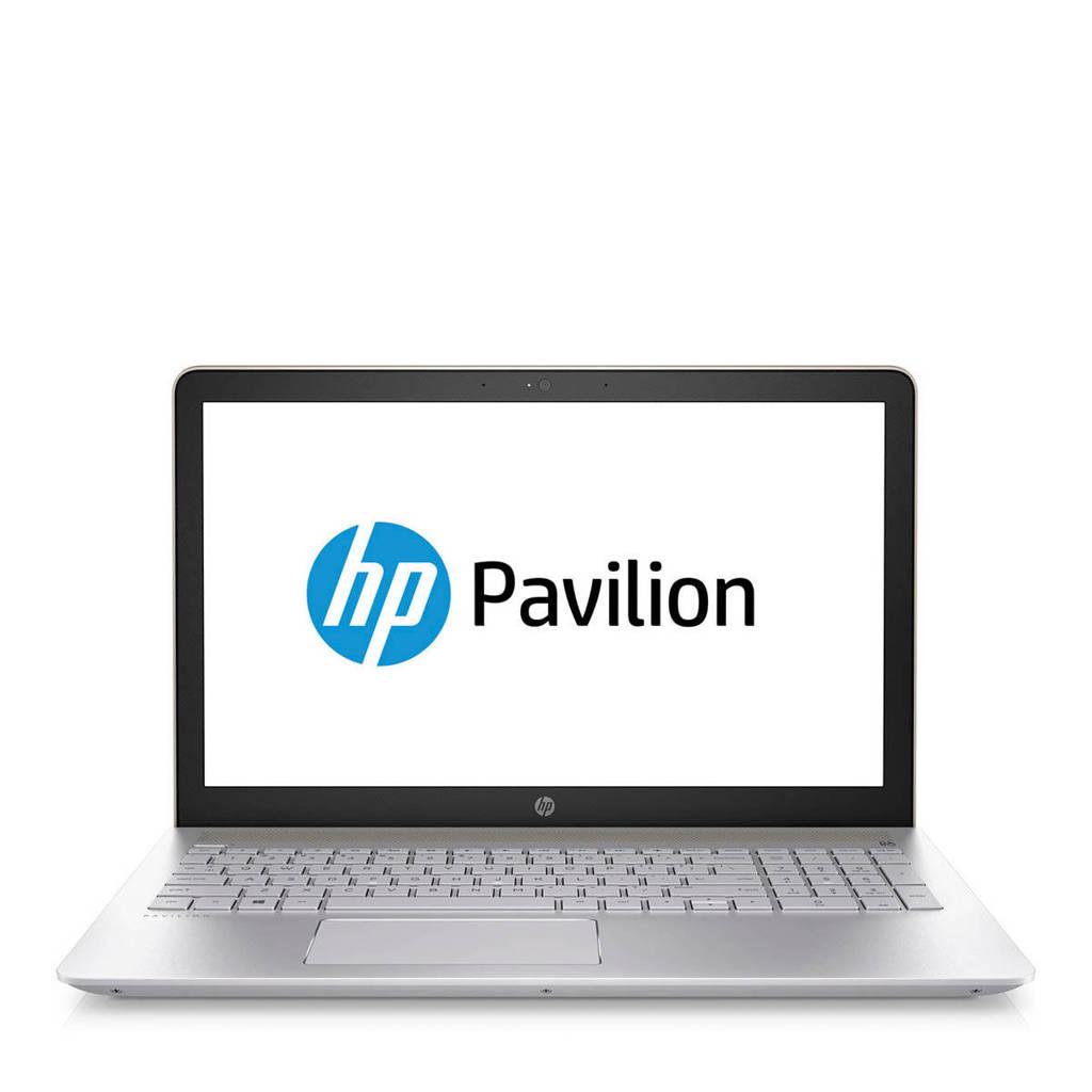 HP Pavilion 15-cd012nd laptop, Goud