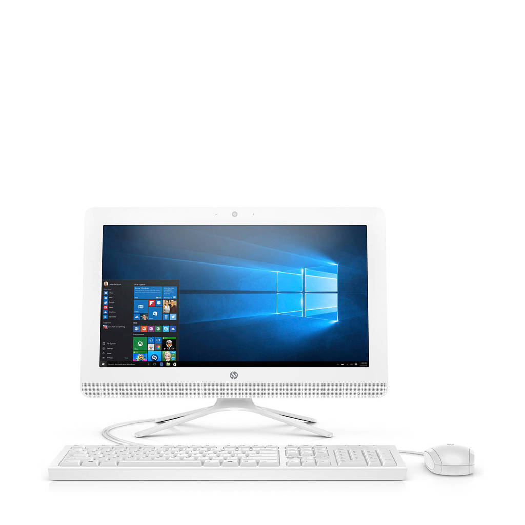 HP All-in-One 20-c471nd computer, Wit