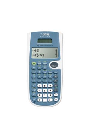 TI-30X Solar Multiview rekenmachine