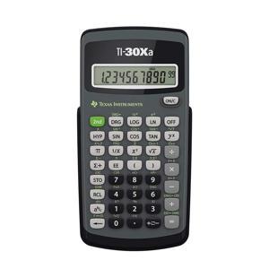 TI 30XA rekenmachine
