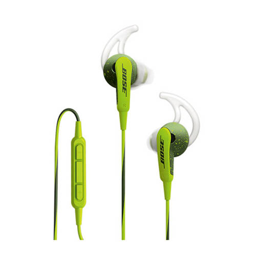 BOSE SoundSport IEiGreen Apple