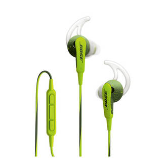 SoundSport IE Apple in ear koptelefoon groen