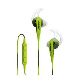 SoundSport IE Apple in ear koptelefoon groen