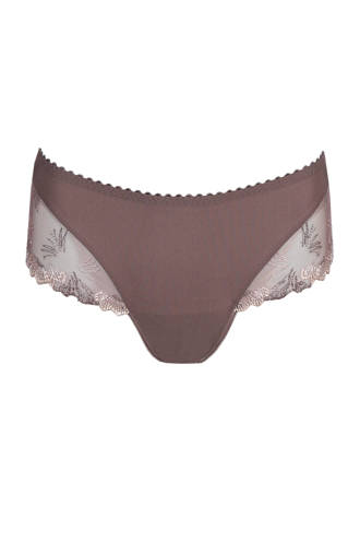 string Plume Luxe taupe
