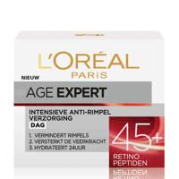 L'Oréal Paris Skin Expert Age Expert 45+ Intensieve anti-rimpel verzorging - 50ml - dagcreme, 40+
