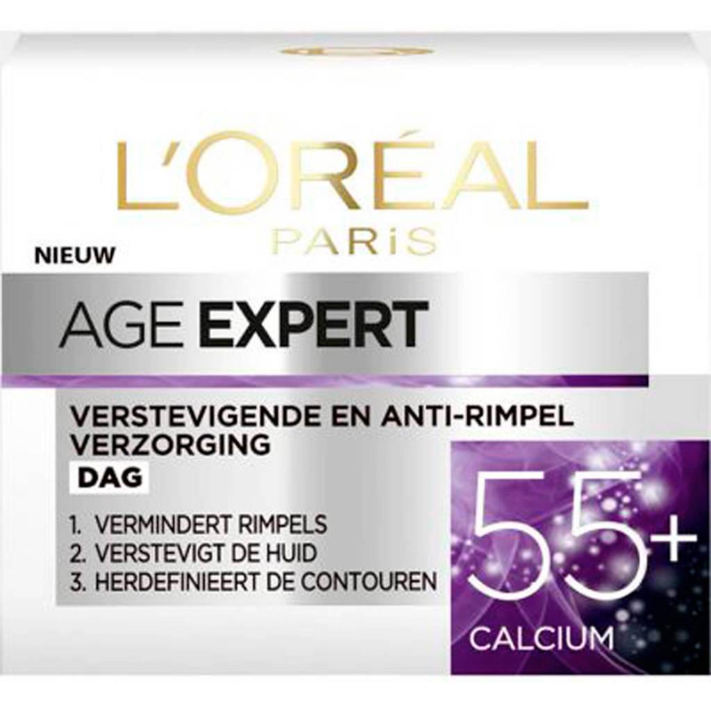 L'Oréal Paris Skin Expert Age Expert 55+ Verstevigende en anti-rimpel verzorging - 50ml - dagcreme