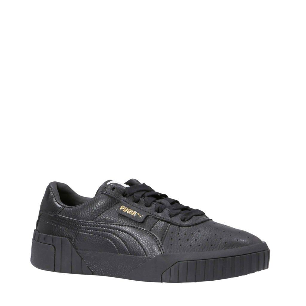 Puma  sneakers Cali zwart, Zwart