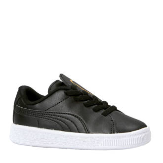 Basket Crush AC sneakers zwart/goud