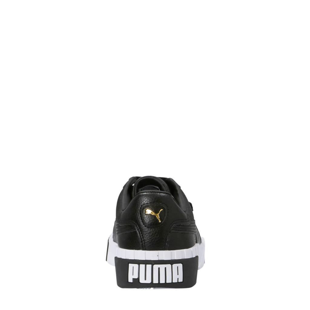 Puma sneakers Cali zwart, Zwart/wit
