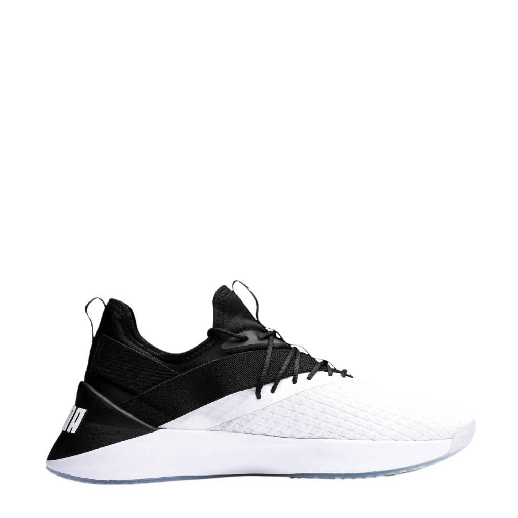 Puma   Jaab XT fitness schoenen wit/zwart, Wit/zwart