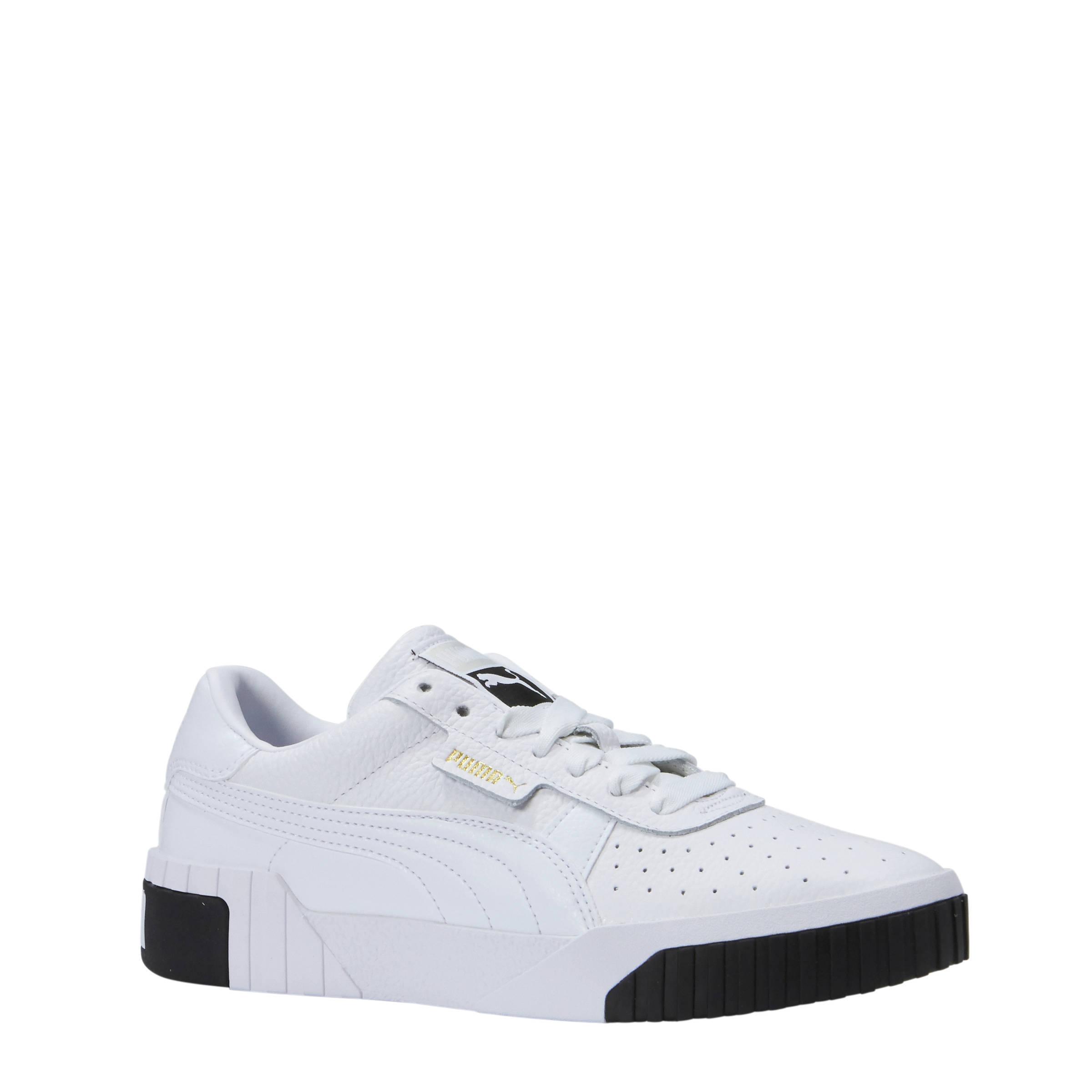 Puma sneakers Cali wit | wehkamp