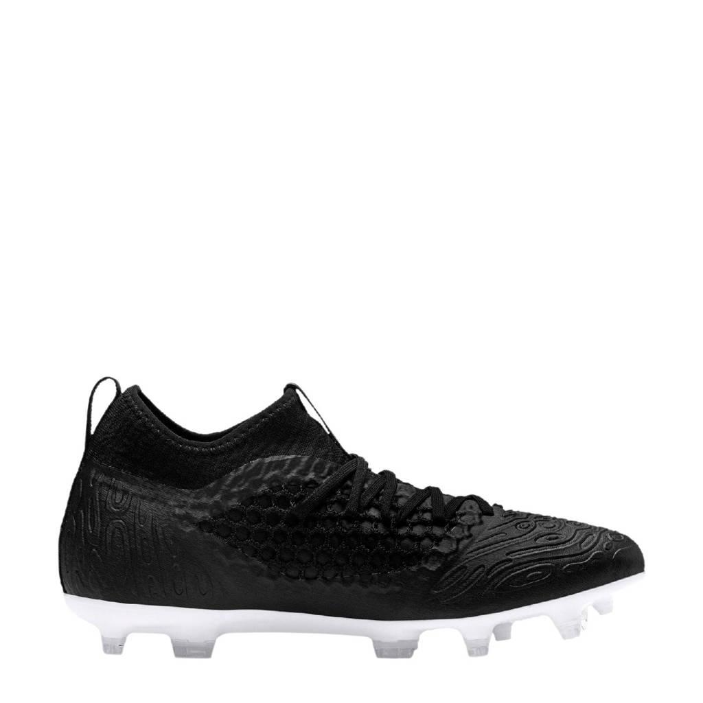 Puma Future 19.3 Netfit FG/AG Sr. voetbalschoenen, Zwart