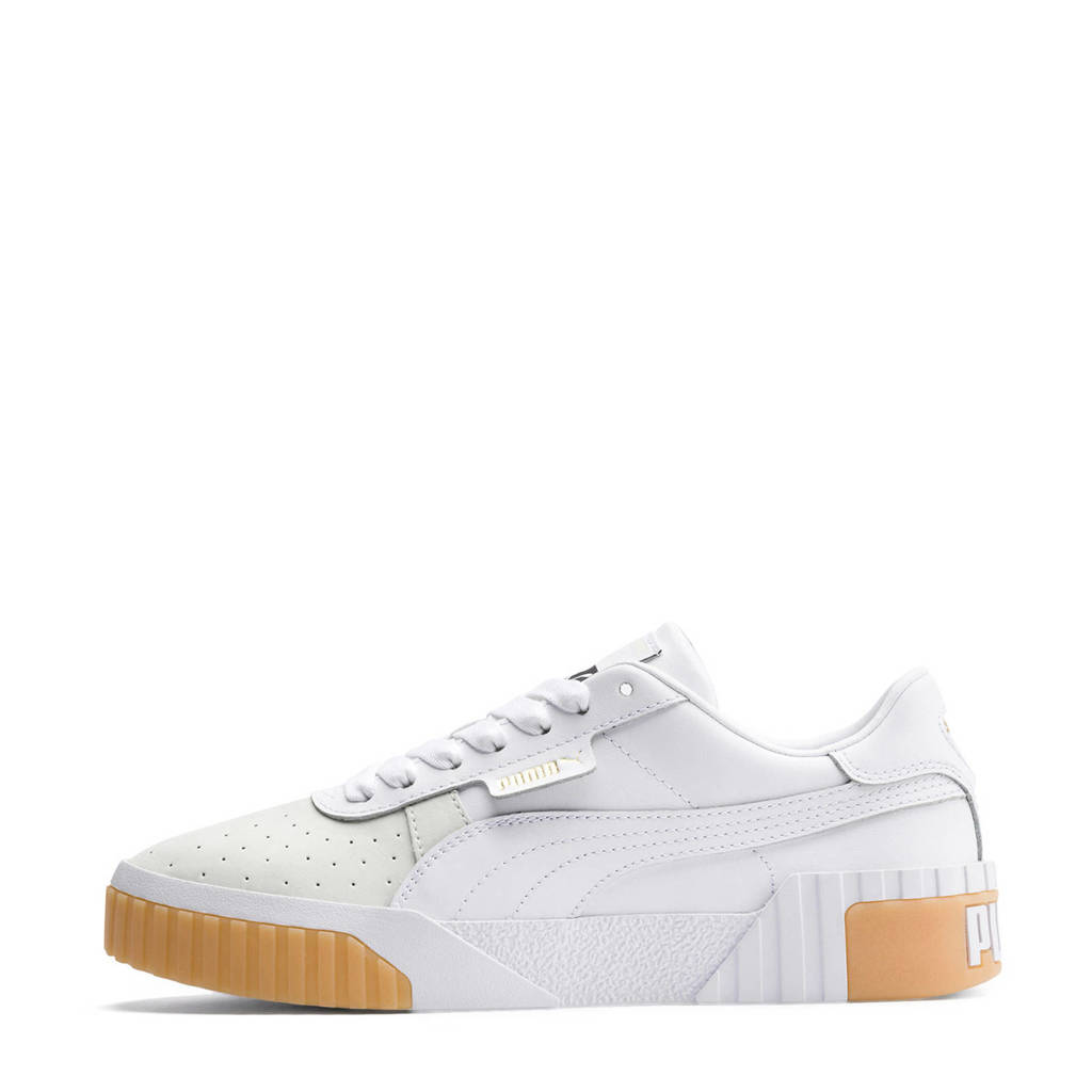 Puma  Cali Exotic sneakers wit, Wit