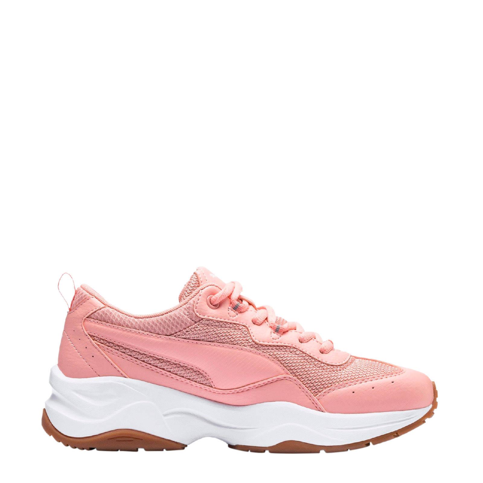 Puma Cilia sneakers roze   wehkamp