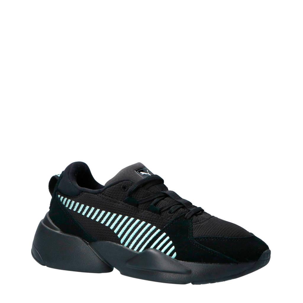 Puma  Zeta Suede sneakers zwart, Zwart