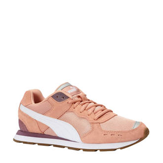 Vista sneakers roze/wit