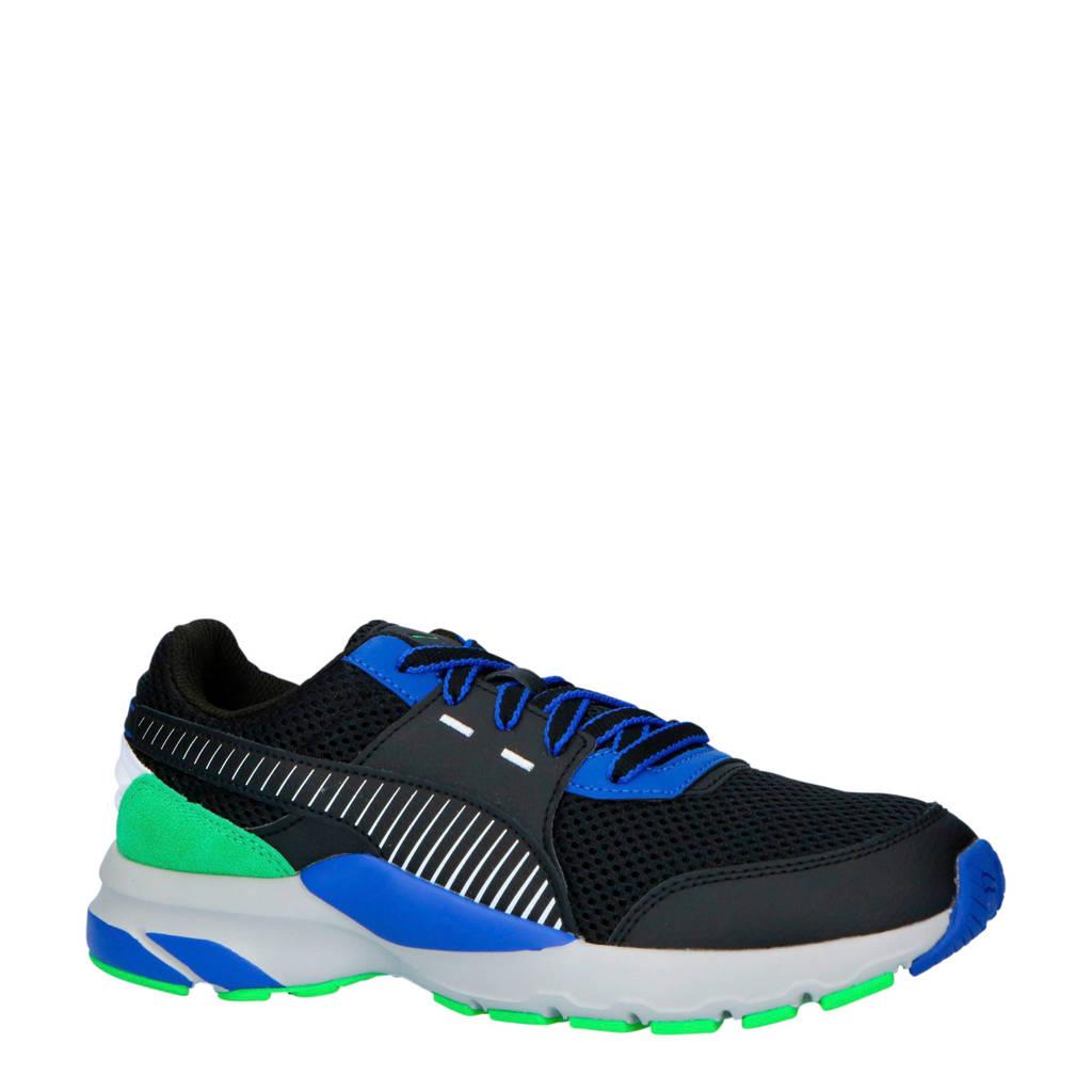Puma  Future Runner Premium Future Runner Premium sneakers zwart/blauw/groen, Zwart/blauw/groen