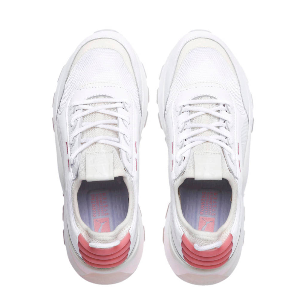 0 Rs Sneakers Tracks Puma Wit vxO0XnSqg