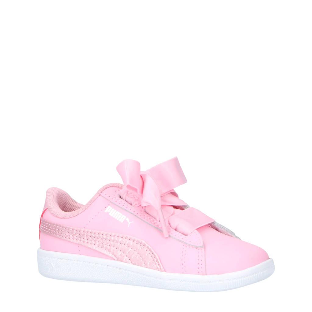 Puma  Vikky Ribbon L Satin sneakers, Roze