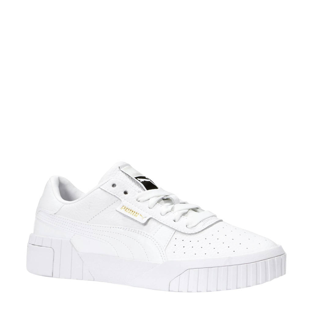 Puma  sneakers Cali wit, Wit