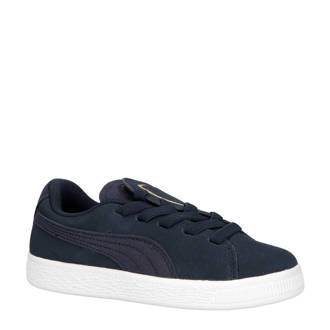 Suede Crush AC PS sneakers donkerblauw