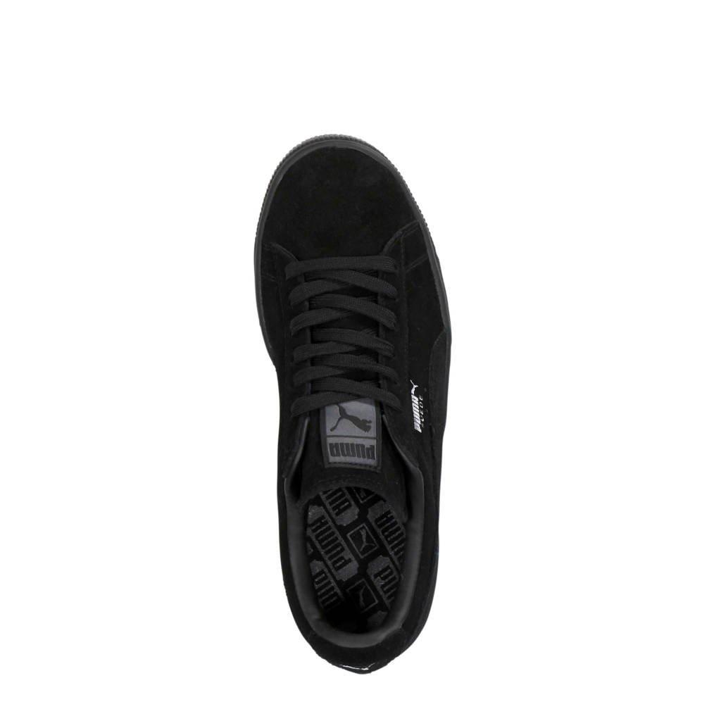 Sneakers Classic Suede Puma Zwart Suede Puma qIPFg