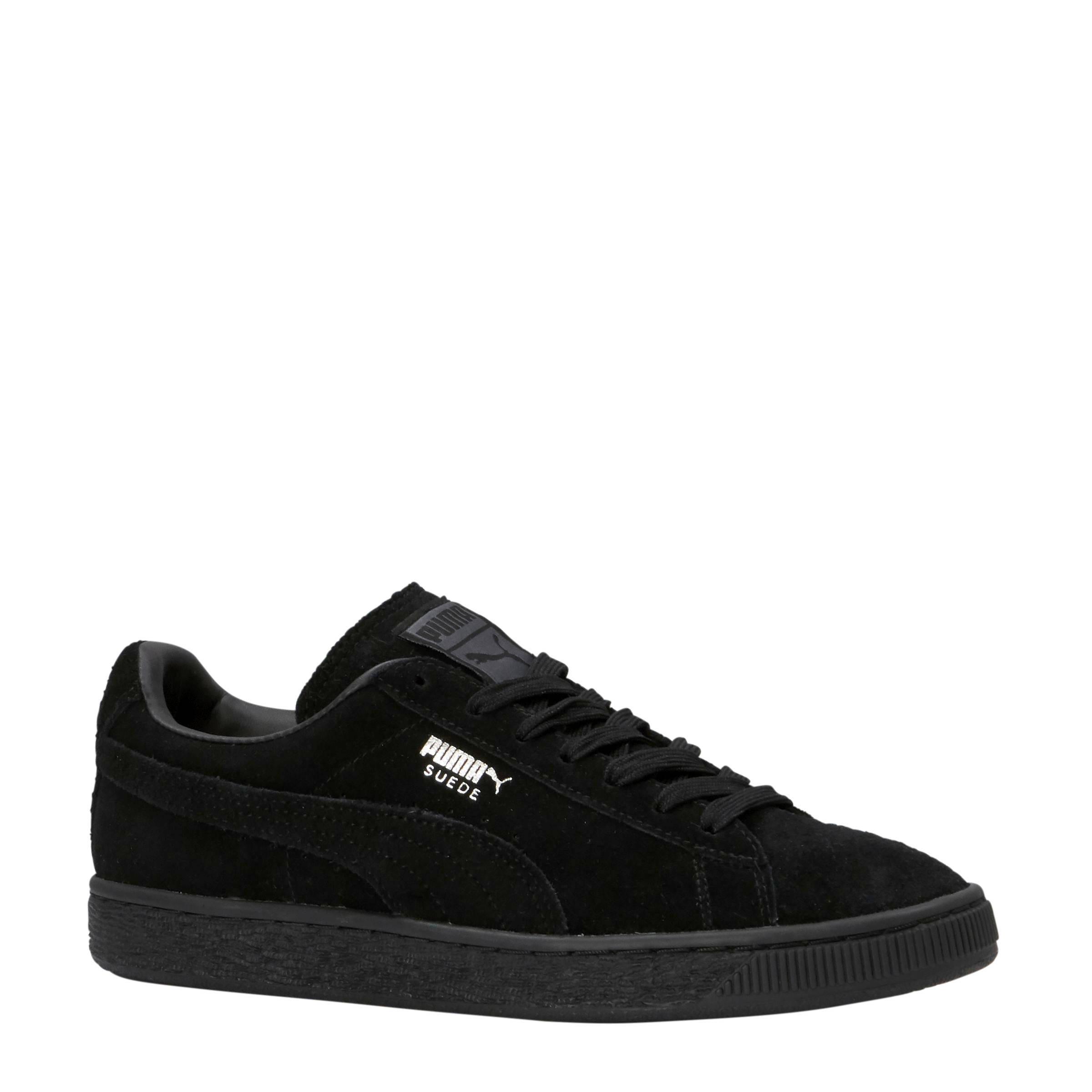 Puma Suede Classic+ sneakers zwart | wehkamp