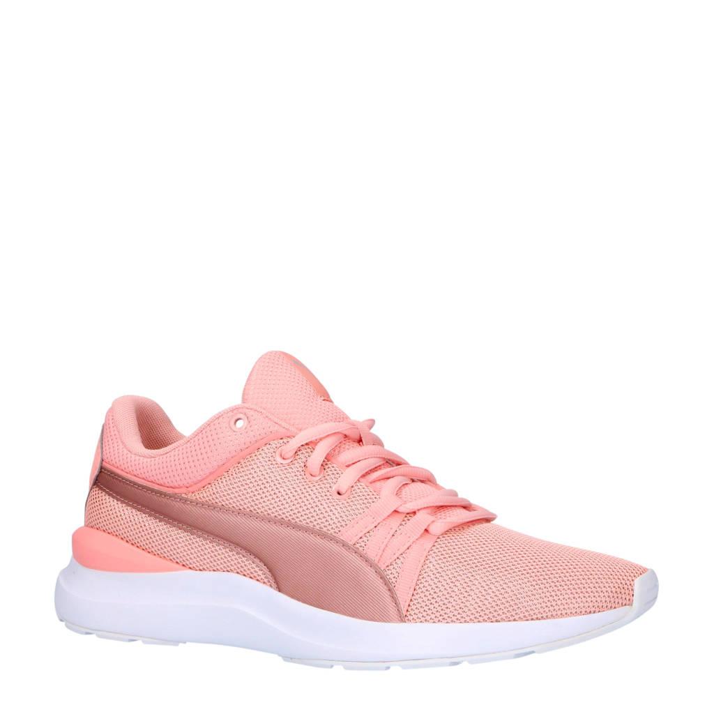 Puma  Adela Spark AC PS sneakers roze/zilver, Roze/Zilver